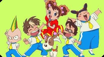 childhood anime